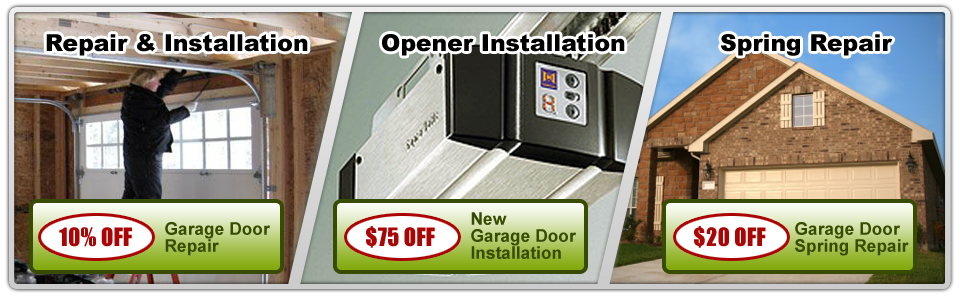 Garage Door Repair Woodbury Services